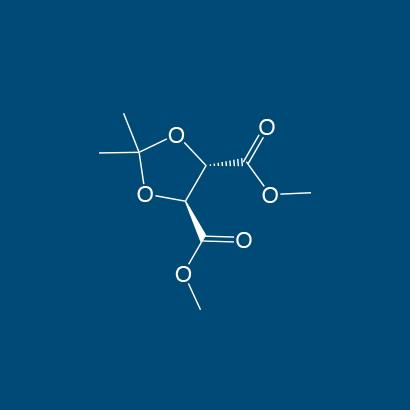 (4S,5S)-2,2-Dimethyl-1,3-dioxolane-4,5-dicarboxylic acid dimethyl ester, min. 97%, ee 99%