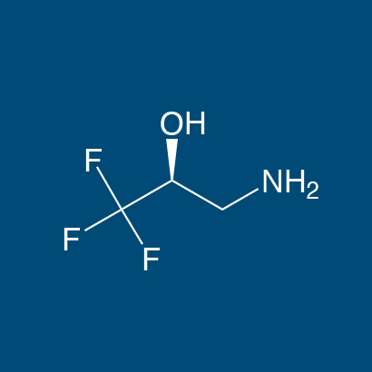 (S)-3-Amino-1,1,1-trifluoro-propan-2-ol, 98%, 98,5% ee