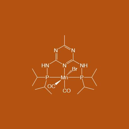 [N2,N4-Bis(diisopropylphosphino)-6-methyl-1,3,5-triazine-2,4-diamine]-mangananese(dicarbonyl) bromide