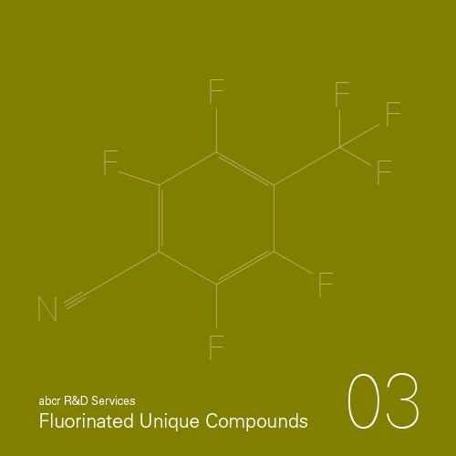 abcr Fluoro 03 Fluorinated Unique Compounds