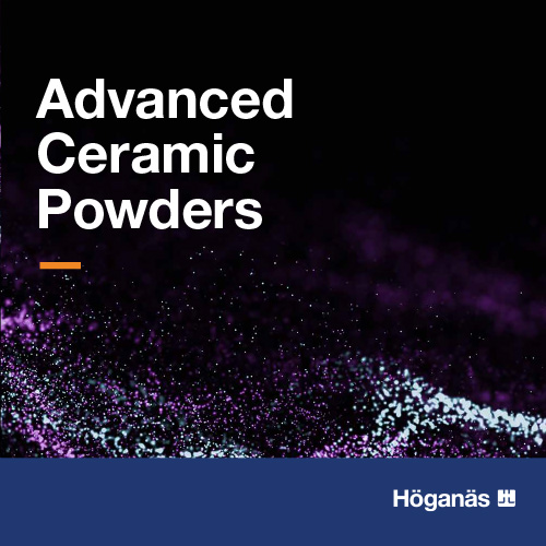 Höganäs Advanced Ceramic Powders