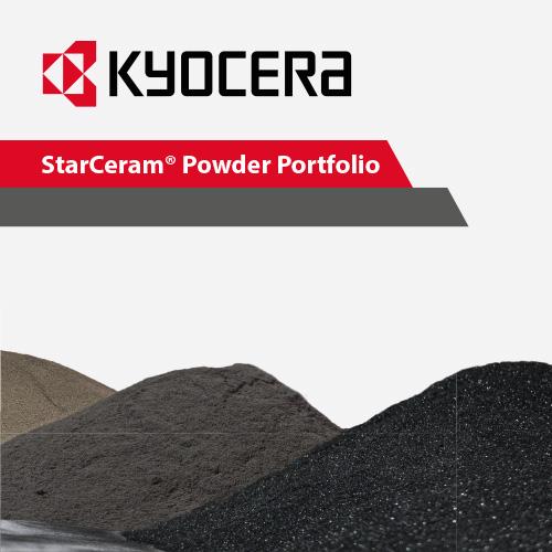 KYOCERA STARCERAM® Flyer