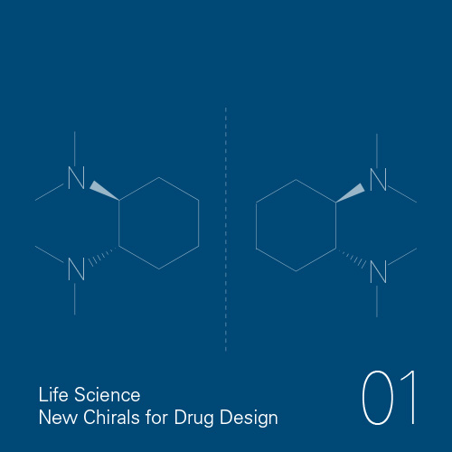 abcr Life Science 01 New Chirals for Drug Design