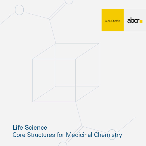 abcr Life Science Core Structures for Medicinal Chemistry