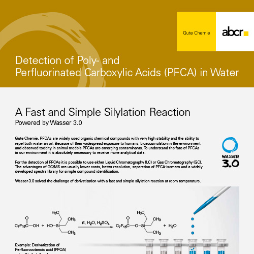 abcr Detection-PFCA