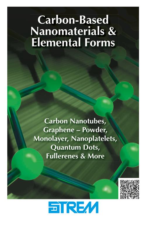STREM Carbon-Based Nanomaterials and Elemental Forms
