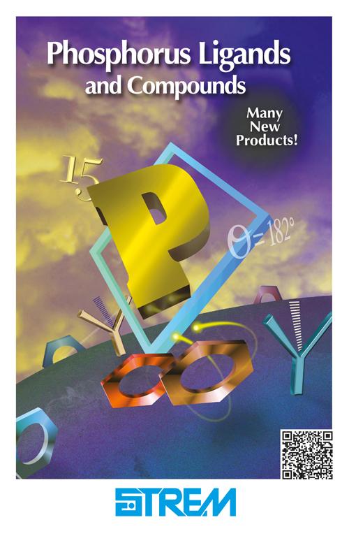 STREM Phosphorus Ligands & Compounds
