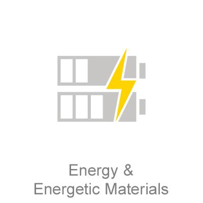 Energy & Energetic Materials