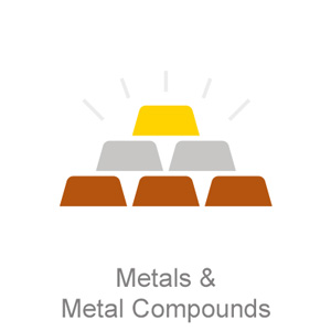 Metals & Metal Compounds