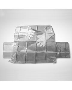 Glove Bag SS-30-20H, ca. 74x74x34 cm